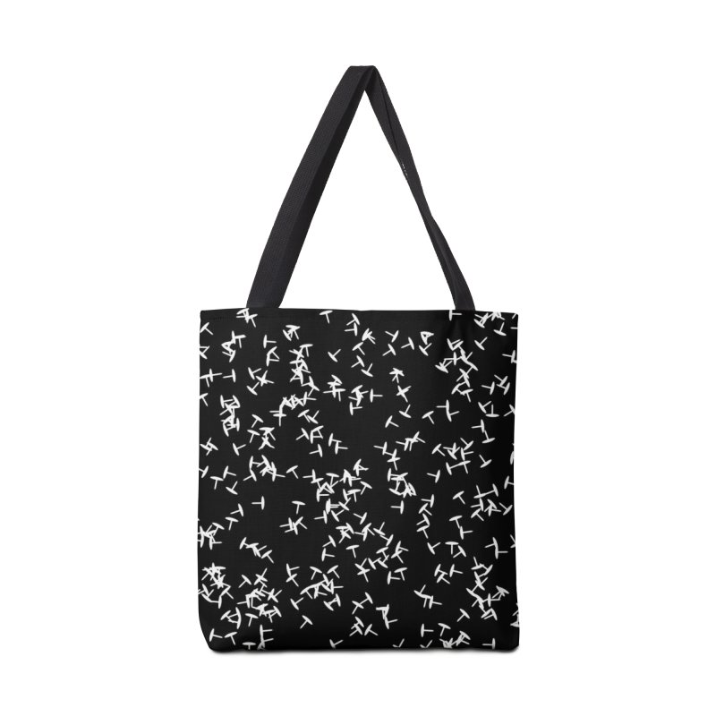 TACKtical Weaponry Accessories Tote Bag Bag by inbrightestday's Artist Shop