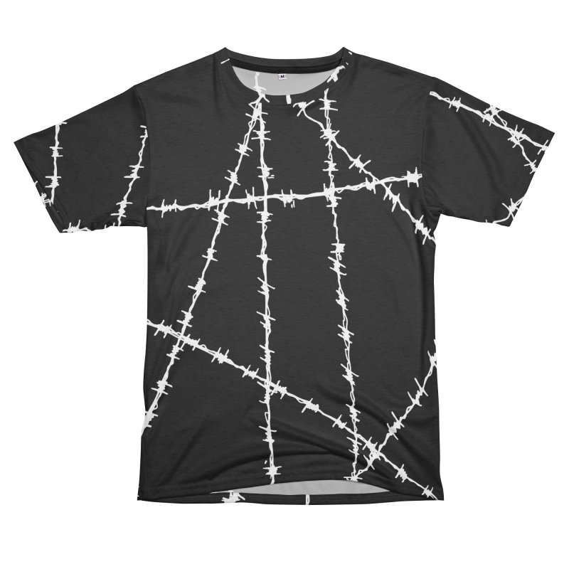 Wired Women's Unisex French Terry T-Shirt Cut & Sew by inbrightestday's Artist Shop