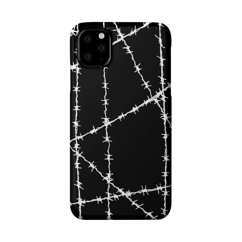 Wired Accessories Phone Case by inbrightestday's Artist Shop