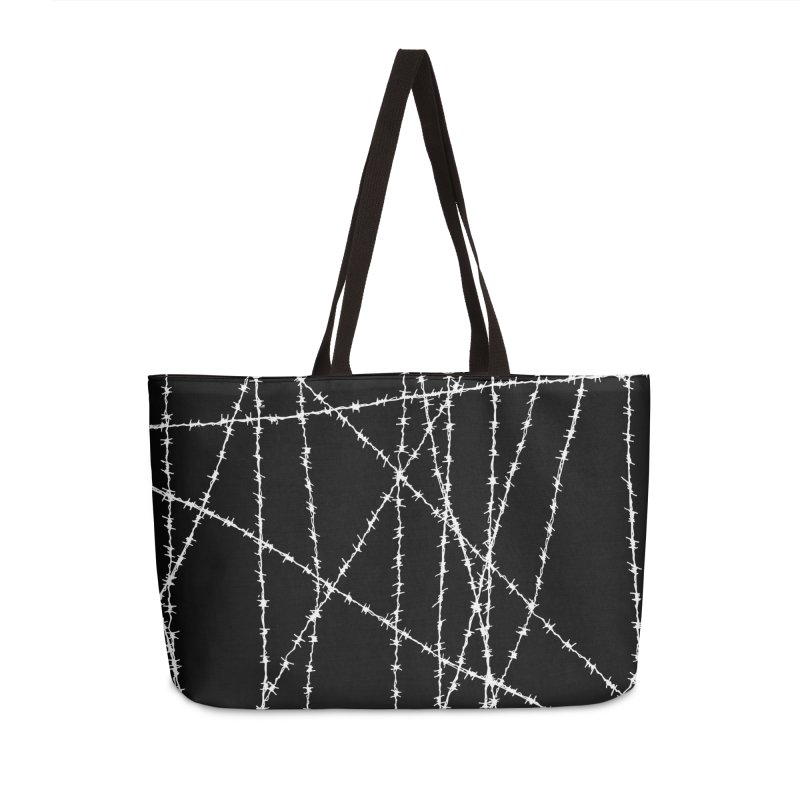 Wired Accessories Bag by inbrightestday's Artist Shop
