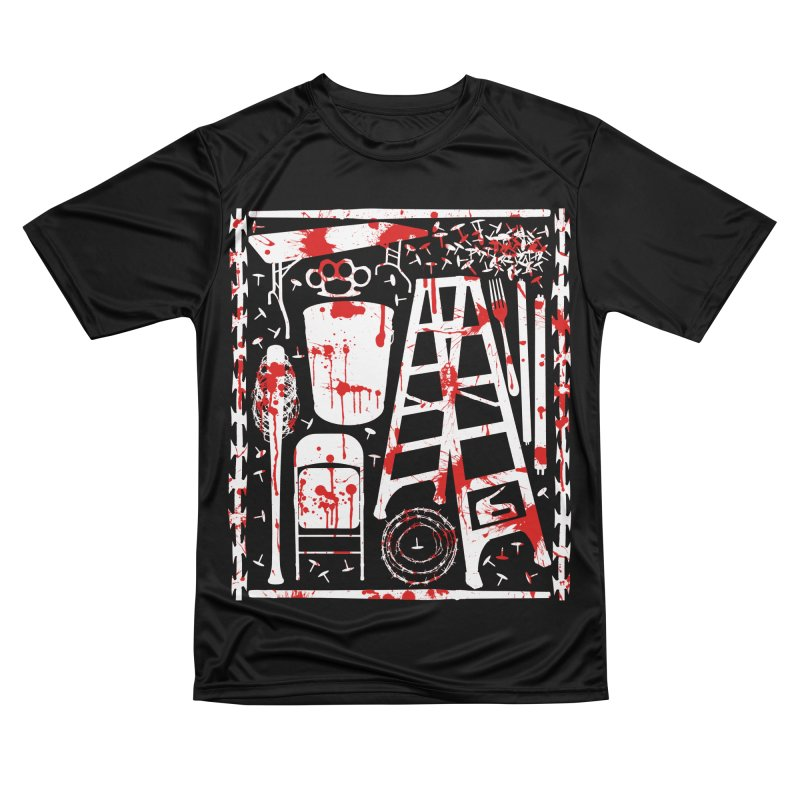 Choose your weapon 2 Women's Performance Unisex T-Shirt by inbrightestday's Artist Shop
