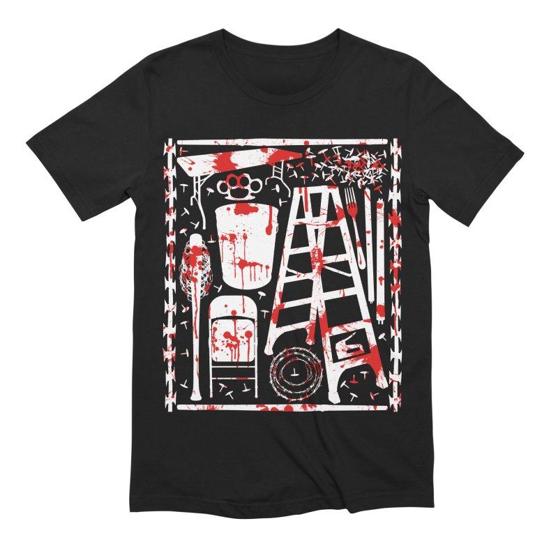 Choose your weapon 2 Men's Extra Soft T-Shirt by inbrightestday's Artist Shop