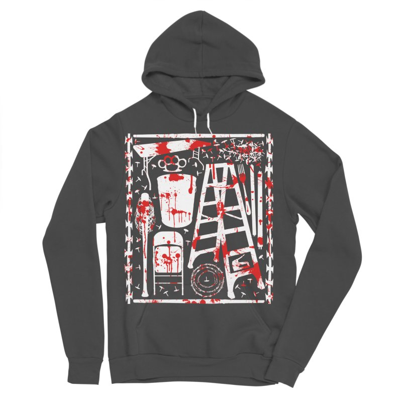 Choose your weapon 2 Women's Sponge Fleece Pullover Hoody by inbrightestday's Artist Shop
