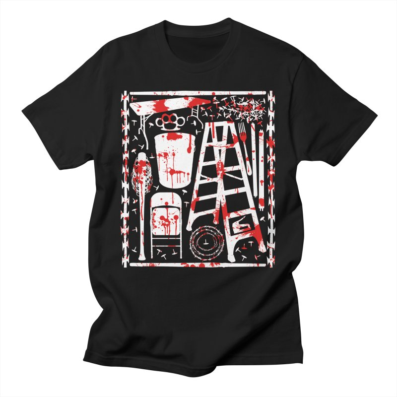 Choose your weapon 2 Men's T-Shirt by inbrightestday's Artist Shop
