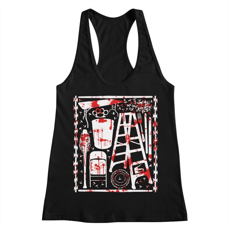 Choose your weapon 2 Women's Tank by inbrightestday's Artist Shop
