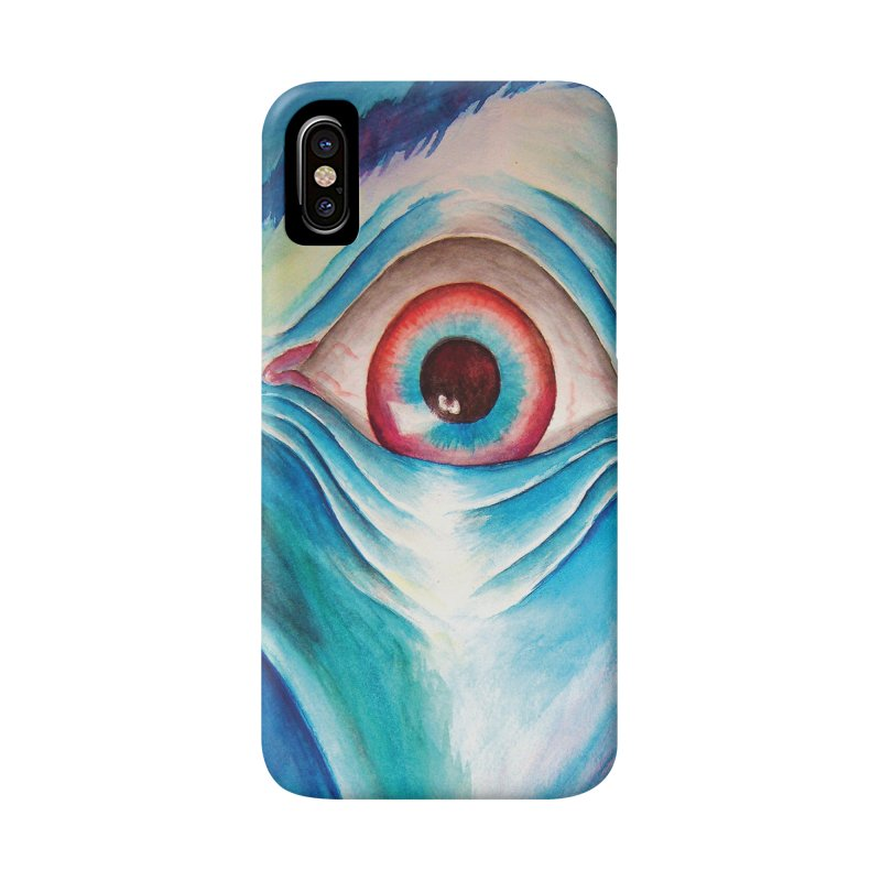 Shock and Awe Accessories Phone Case by inbrightestday's Artist Shop