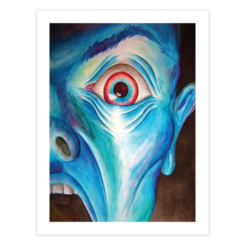 Shock and Awe Home Fine Art Print by inbrightestday's Artist Shop