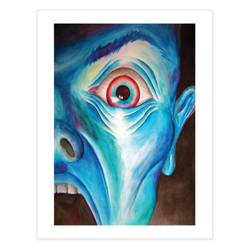 Shock and Awe Home Fine Art Print by inbrightestday's Artist Shop