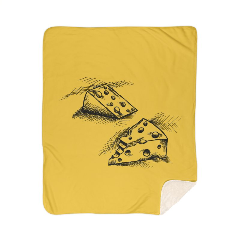 Cheese Doodles Home Blanket by inbrightestday's Artist Shop