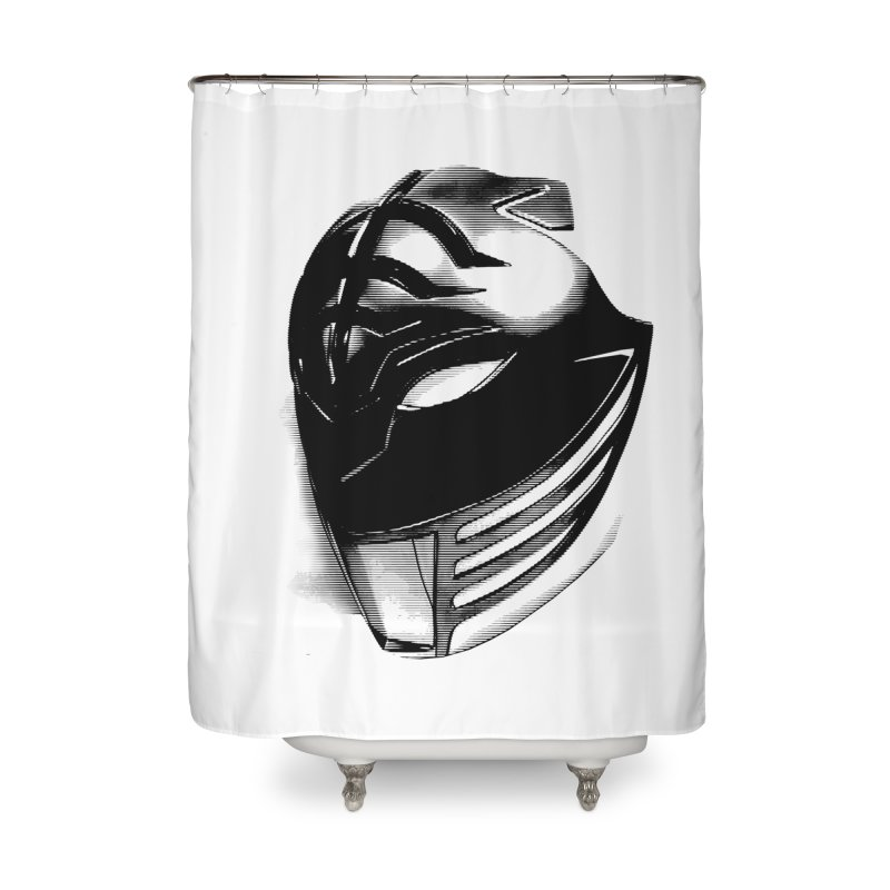Tiger Face Home Shower Curtain by inbrightestday's Artist Shop