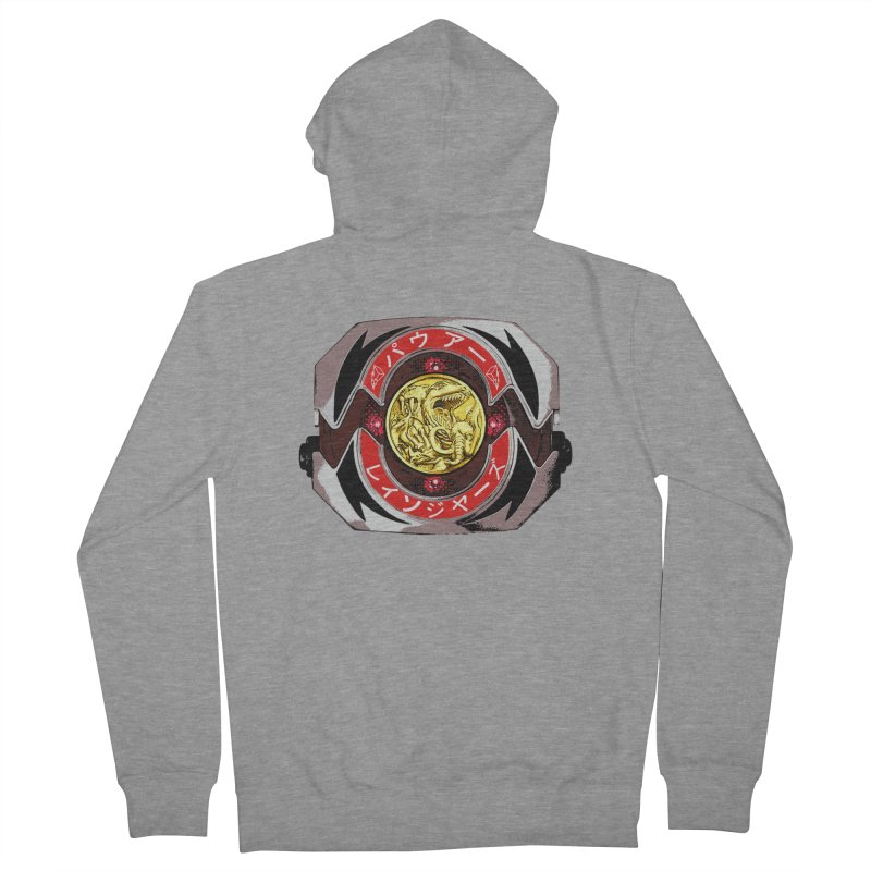 Power United Men's Zip-Up Hoody by inbrightestday's Artist Shop