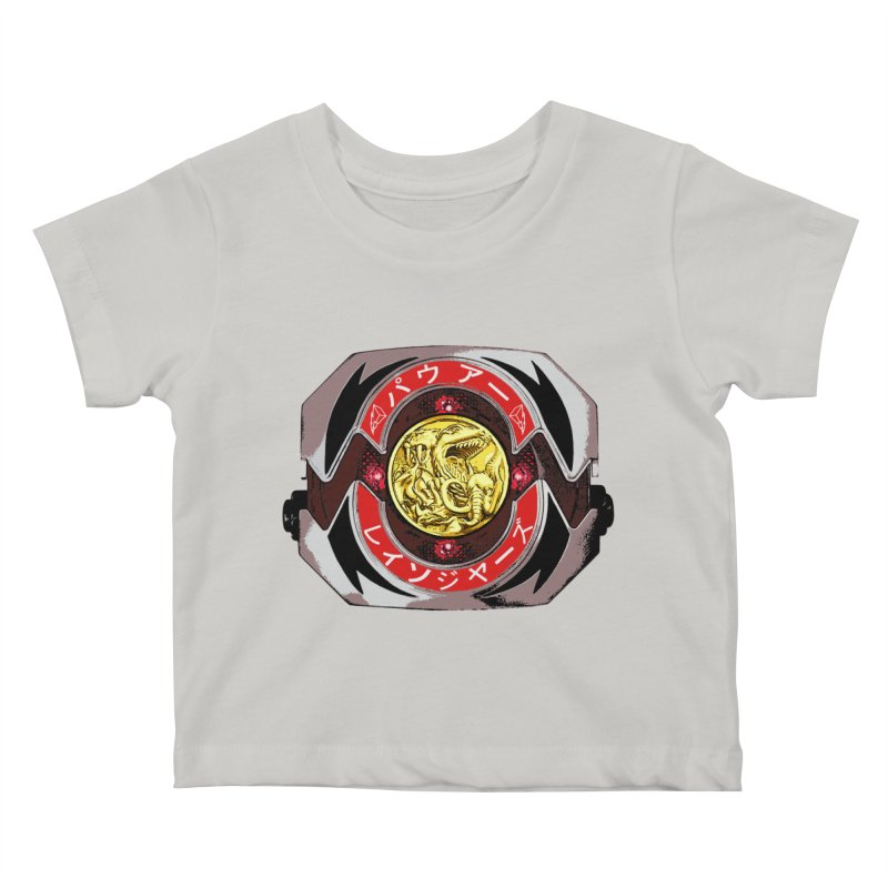 Power United Kids Baby T-Shirt by inbrightestday's Artist Shop