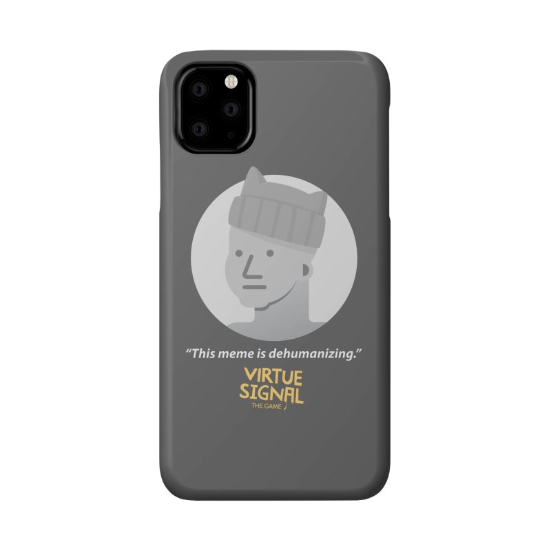 This Meme is Dehumanizing Accessories Phone Case by Incel Riot Bric-a-Brac Shop