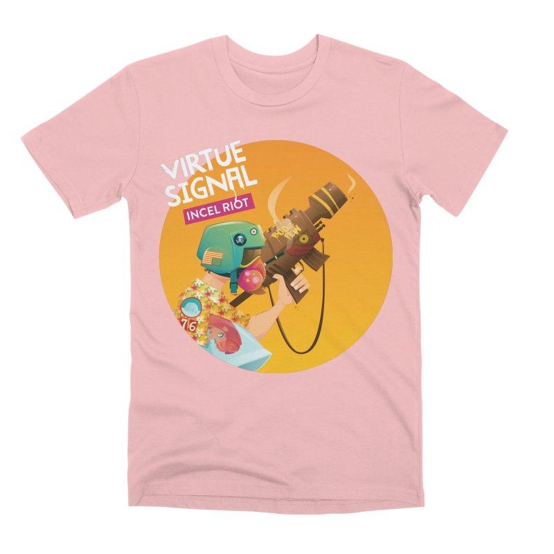 Boog Pew Men's T-Shirt by Incel Riot Bric-a-Brac Shop