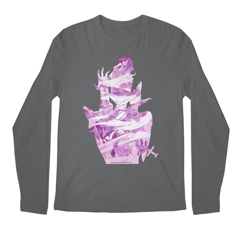 Tribute: The B.U.t14u7 1s Men's Longsleeve T-Shirt by incogvito's Artist Shop
