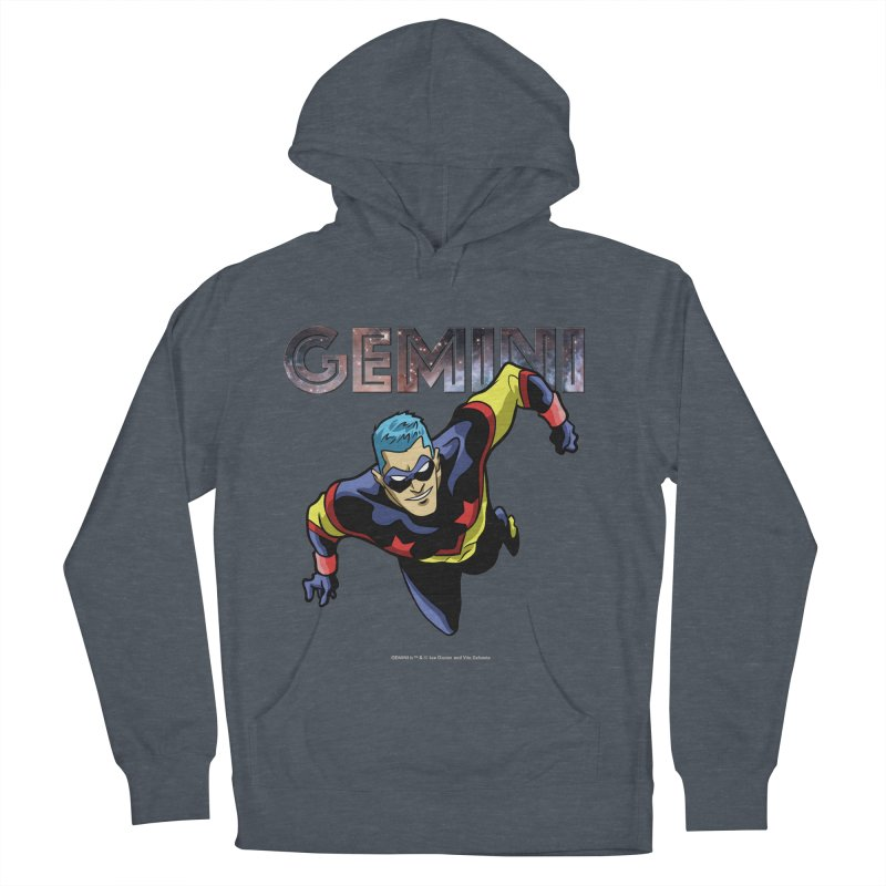 Gemini - Take Flight Women's French Terry Pullover Hoody by incogvito's Artist Shop