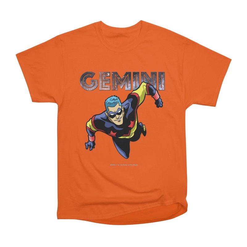Gemini - Take Flight Men's T-Shirt by incogvito's Artist Shop