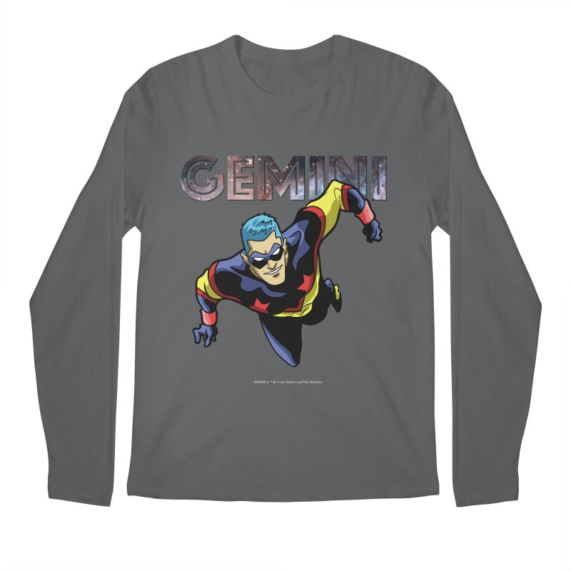Gemini - Take Flight Men's Regular Longsleeve T-Shirt by incogvito's Artist Shop