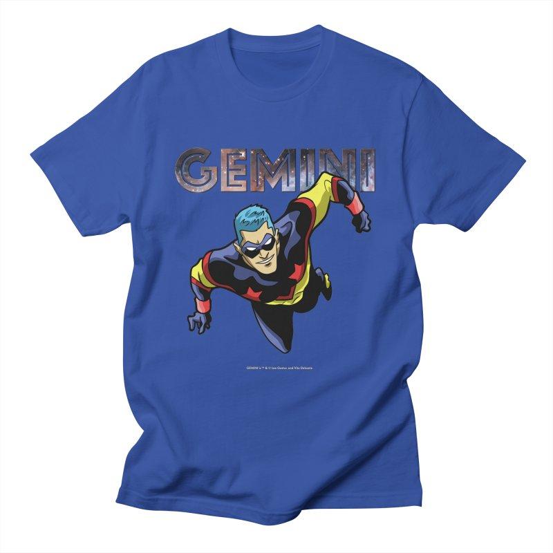 Gemini - Take Flight Women's Regular Unisex T-Shirt by incogvito's Artist Shop