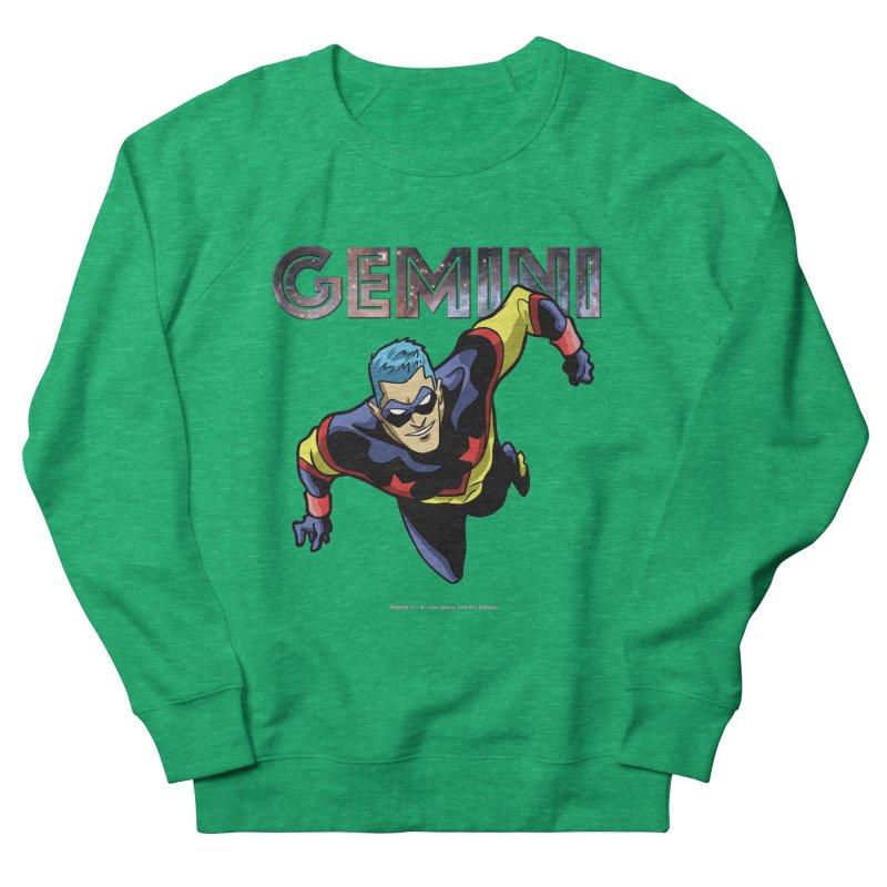 Gemini - Take Flight Women's Sweatshirt by incogvito's Artist Shop