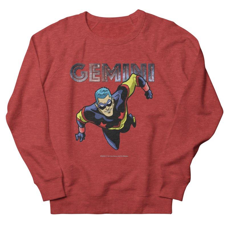 Gemini - Take Flight Women's French Terry Sweatshirt by incogvito's Artist Shop