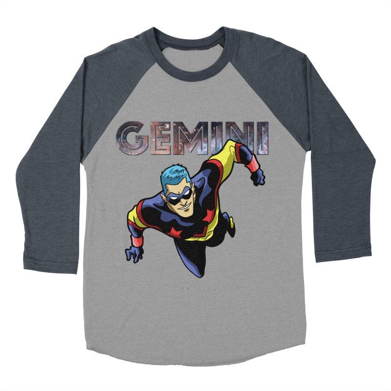Gemini - Take Flight Women's Baseball Triblend Longsleeve T-Shirt by incogvito's Artist Shop