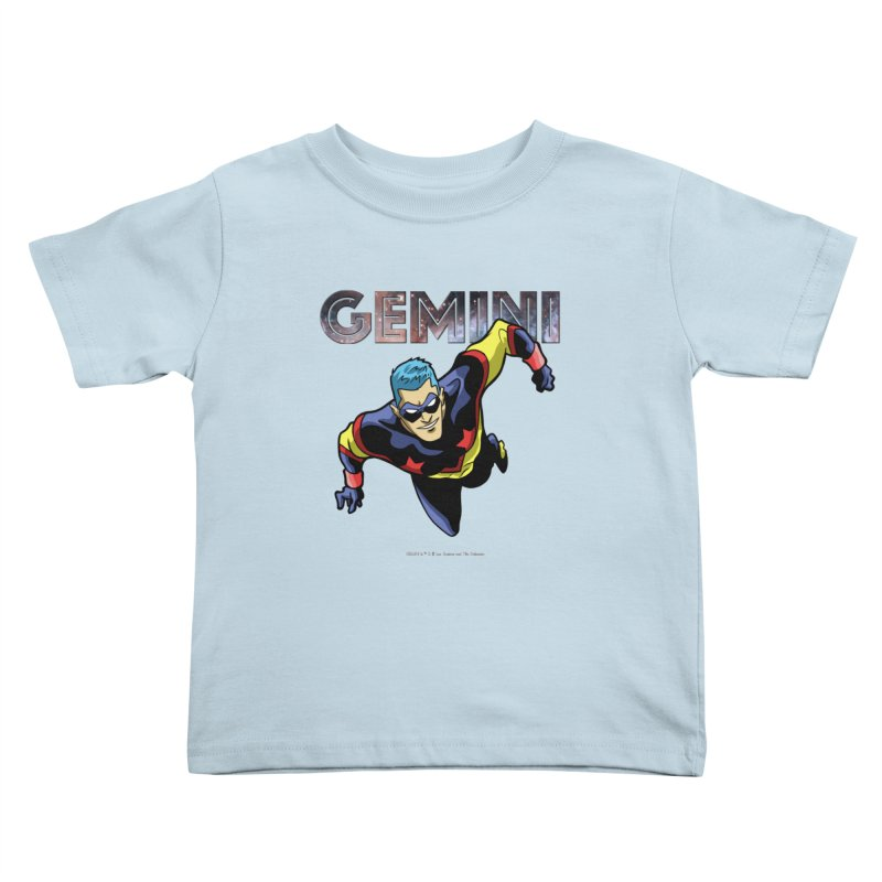 Gemini - Take Flight Kids Toddler T-Shirt by incogvito's Artist Shop