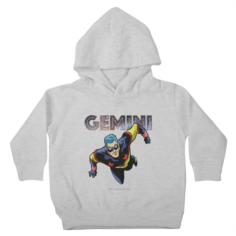 Gemini - Take Flight Kids Toddler Pullover Hoody by incogvito's Artist Shop