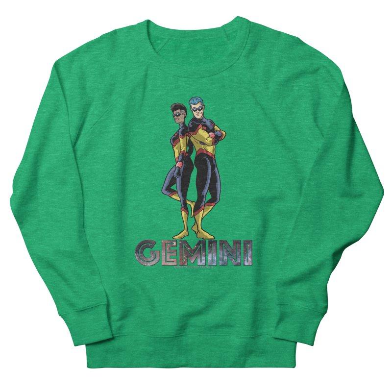 Gemini - Daring Duo Women's Sweatshirt by incogvito's Artist Shop