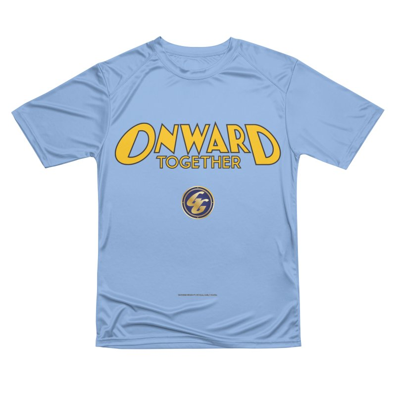 The Golden Guard: Onward Together Women's T-Shirt by incogvito's Artist Shop