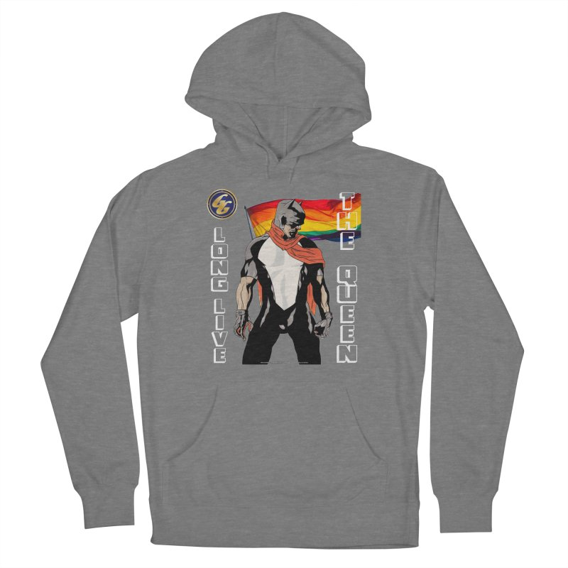 The Golden Guard: Long Live The Queen Women's Pullover Hoody by incogvito's Artist Shop