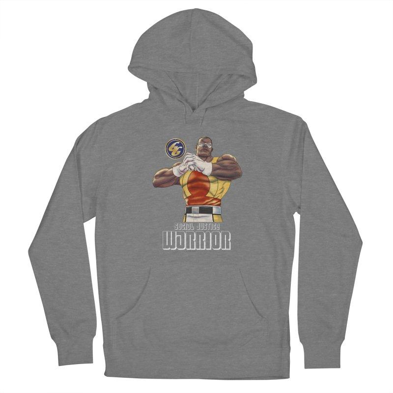 Social Justice Warrior - Cadmus Women's Pullover Hoody by incogvito's Artist Shop