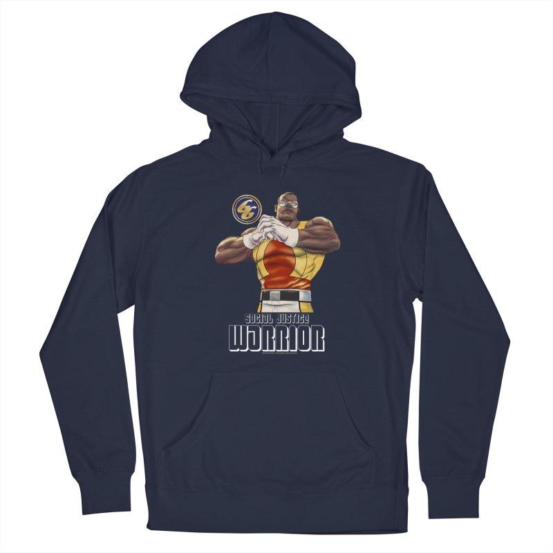 Social Justice Warrior - Cadmus Men's Pullover Hoody by incogvito's Artist Shop