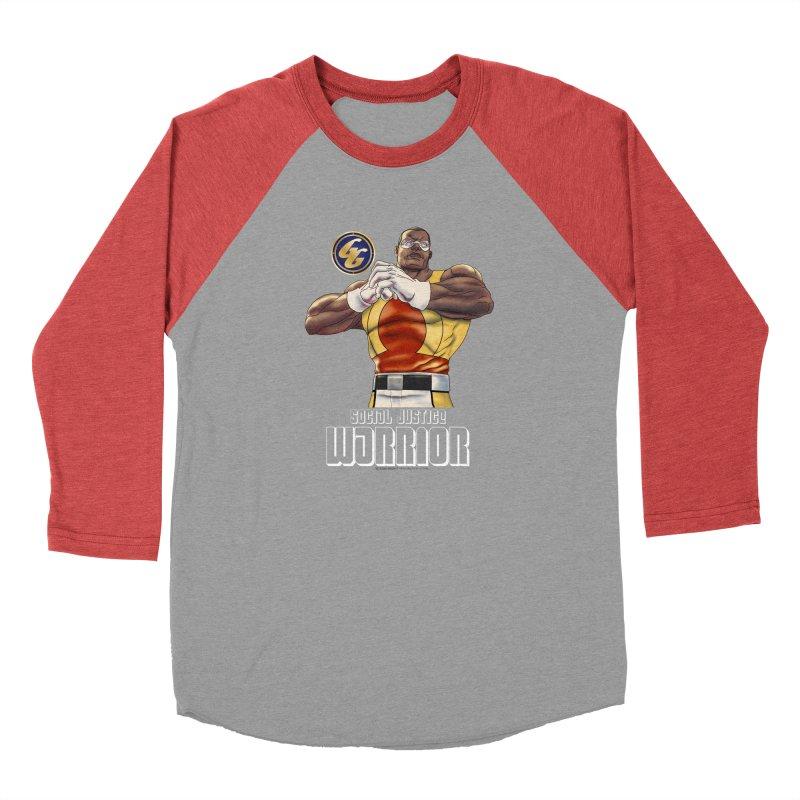 Social Justice Warrior - Cadmus Men's Longsleeve T-Shirt by incogvito's Artist Shop