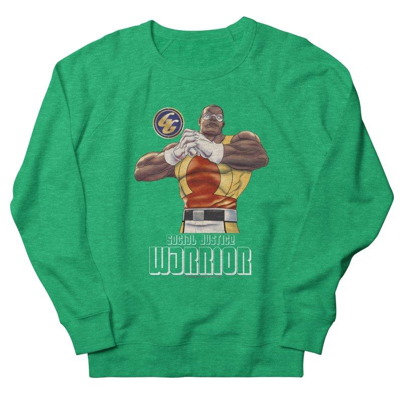 Social Justice Warrior - Cadmus Women's Sweatshirt by incogvito's Artist Shop