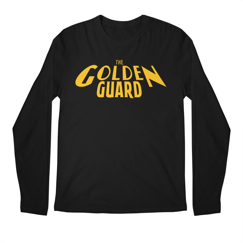 The Golden Guard - Logo Men's Regular Longsleeve T-Shirt by incogvito's Artist Shop