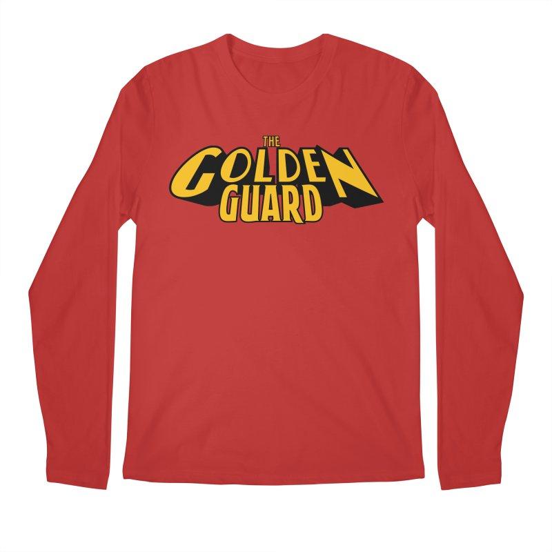 The Golden Guard - Logo Men's Regular Longsleeve T-Shirt by incogvito's Artist Shop