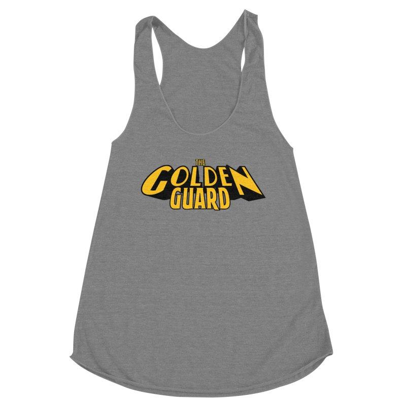 The Golden Guard - Logo Women's Tank by incogvito's Artist Shop