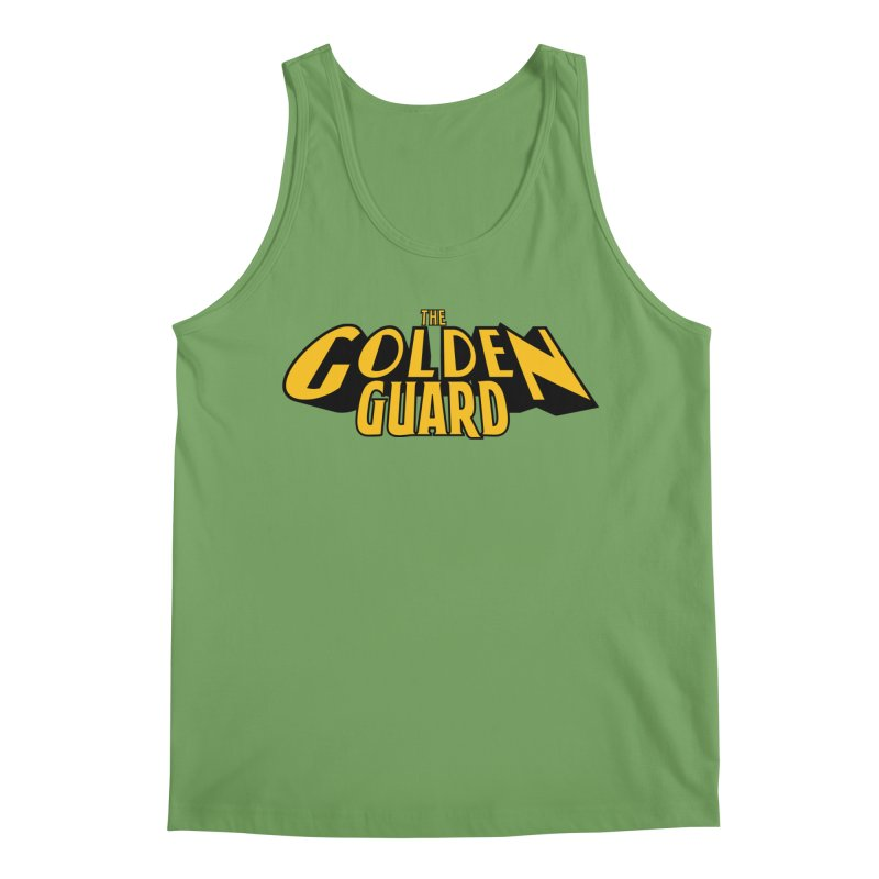 The Golden Guard - Logo Men's Tank by incogvito's Artist Shop