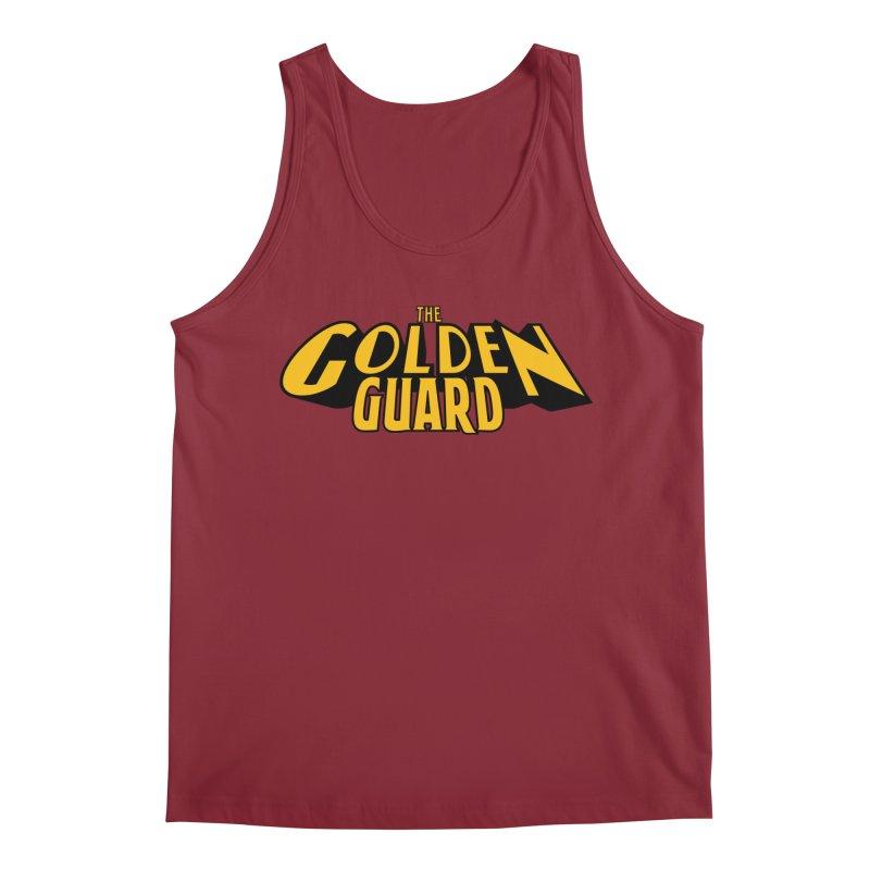 The Golden Guard - Logo Men's Tank by incogvito's Artist Shop