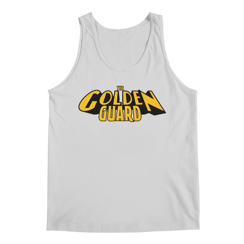 The Golden Guard - Logo Men's Regular Tank by incogvito's Artist Shop