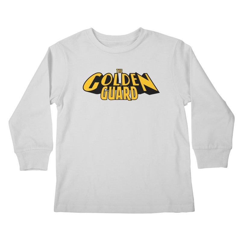 The Golden Guard - Logo Kids Longsleeve T-Shirt by incogvito's Artist Shop