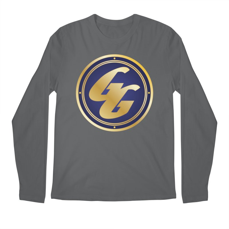 The Golden Guard - Bullet Men's Longsleeve T-Shirt by incogvito's Artist Shop