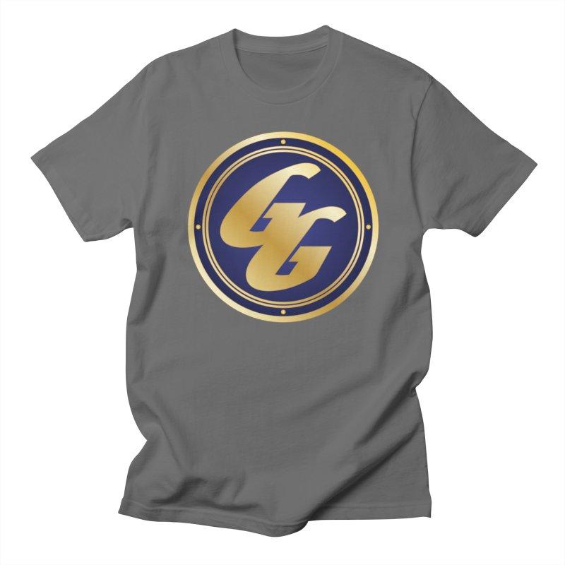 The Golden Guard - Bullet Men's T-Shirt by incogvito's Artist Shop