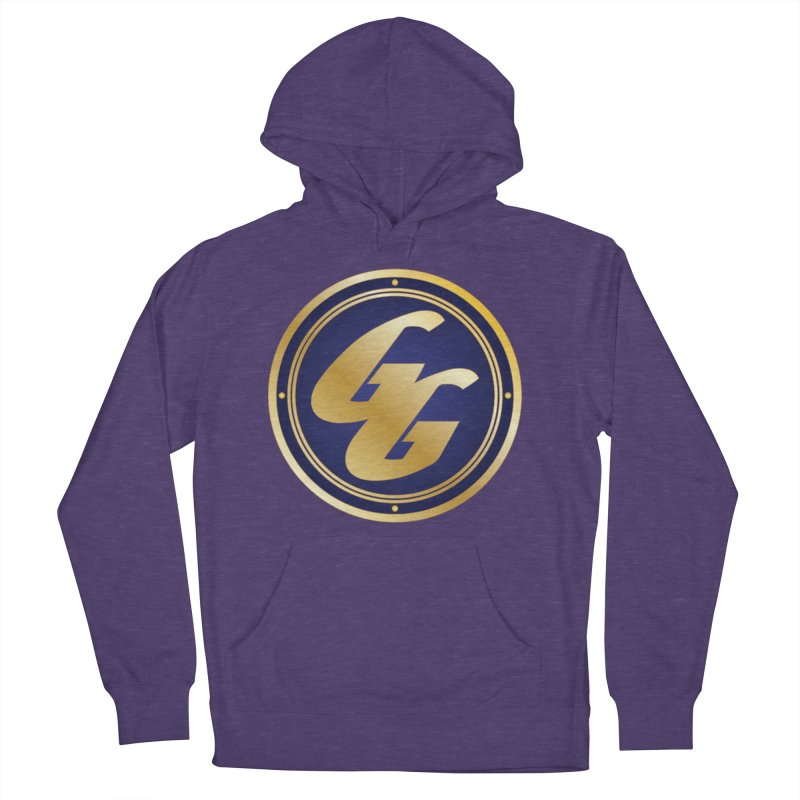 The Golden Guard - Bullet Men's French Terry Pullover Hoody by incogvito's Artist Shop