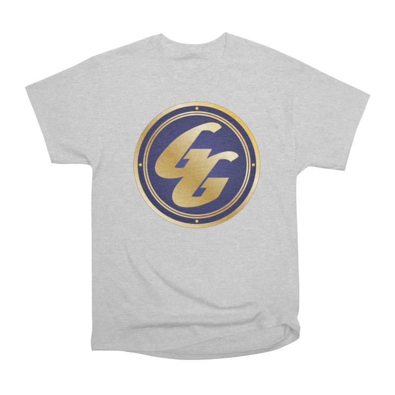 The Golden Guard - Bullet Men's Heavyweight T-Shirt by incogvito's Artist Shop