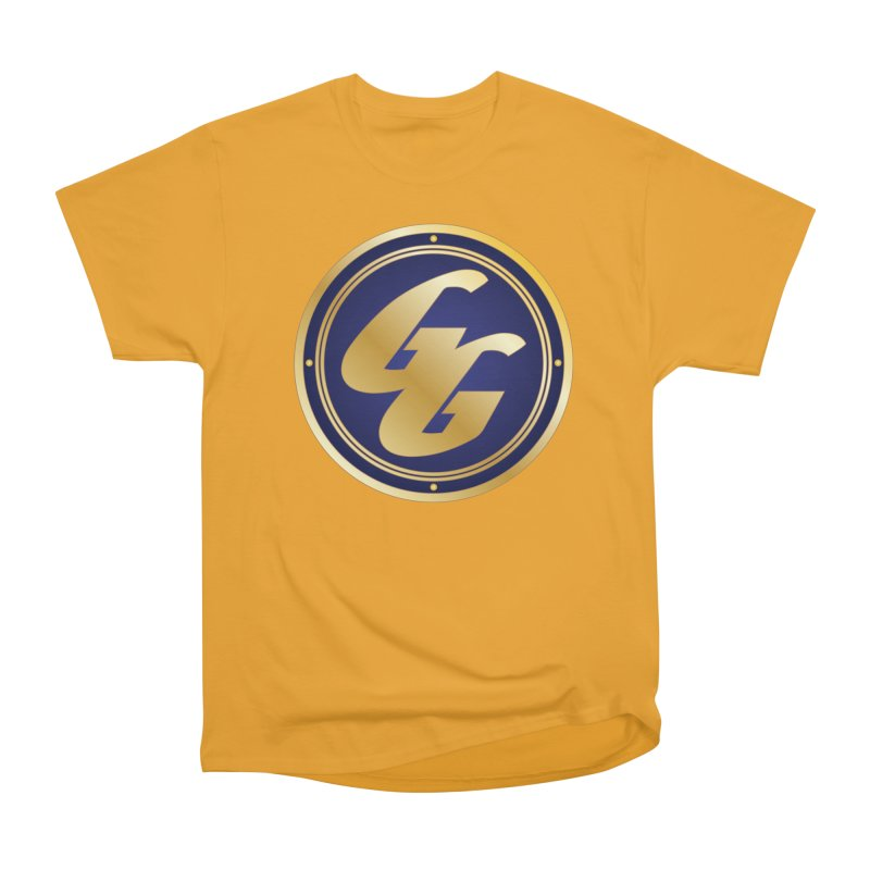 The Golden Guard - Bullet Men's Heavyweight T-Shirt by incogvito's Artist Shop