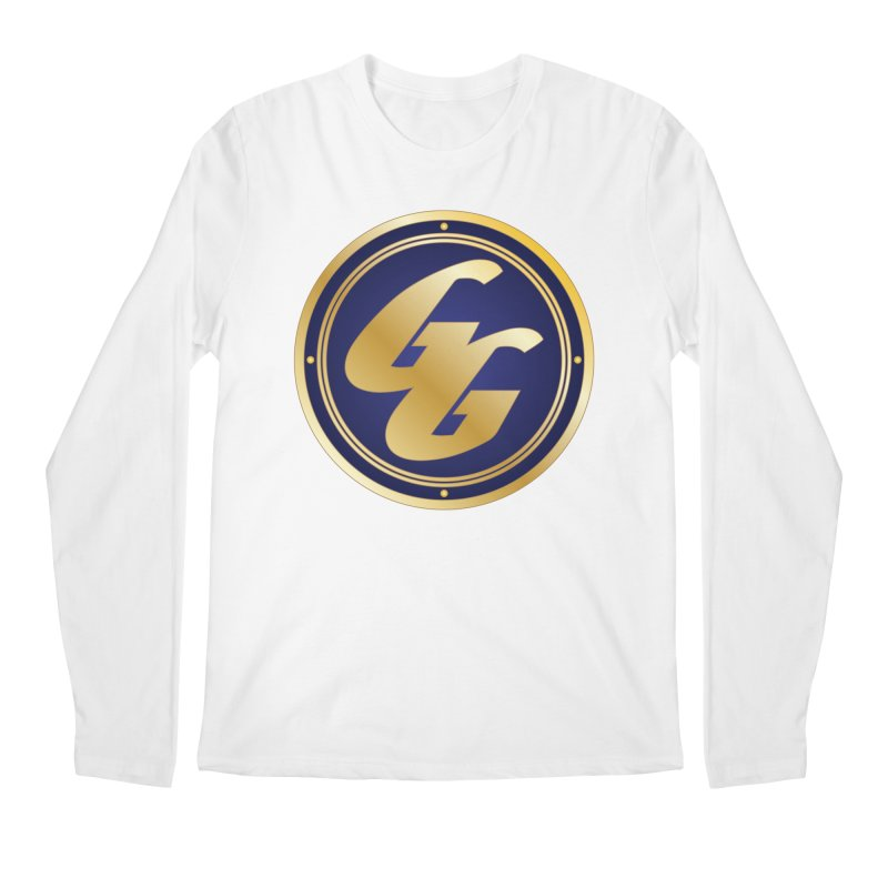 The Golden Guard - Bullet Men's Regular Longsleeve T-Shirt by incogvito's Artist Shop