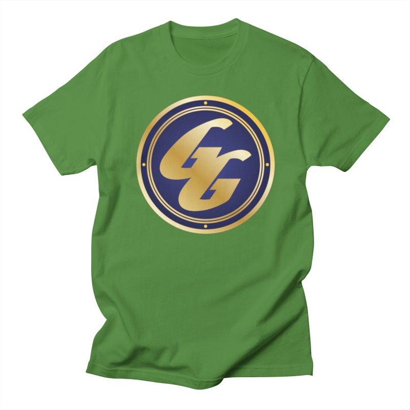 The Golden Guard - Bullet Men's Regular T-Shirt by incogvito's Artist Shop
