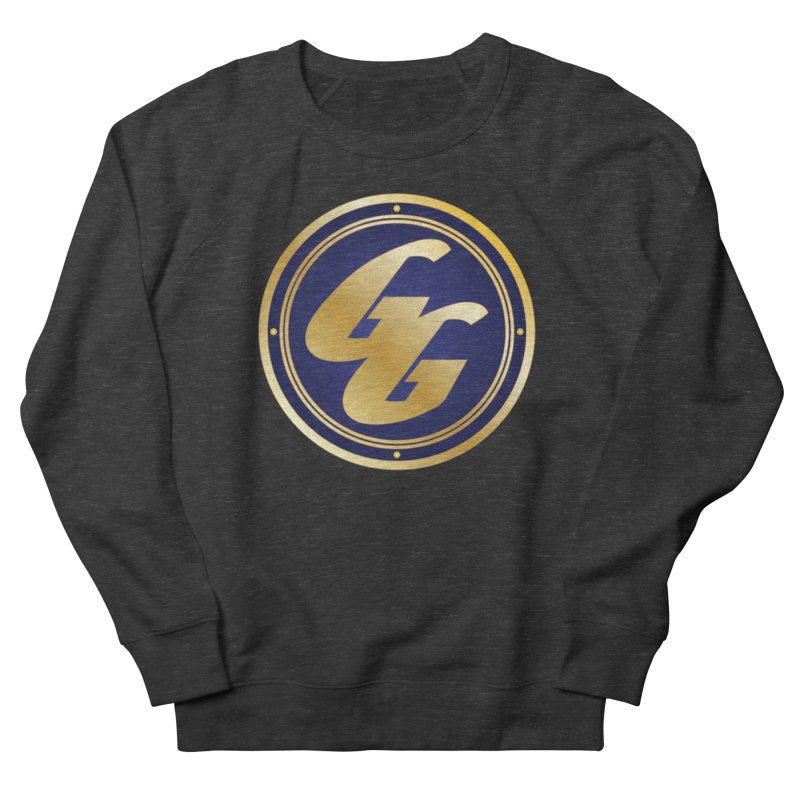 The Golden Guard - Bullet Men's French Terry Sweatshirt by incogvito's Artist Shop